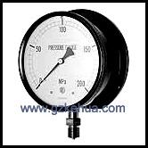 日本长野计器NAGANO KEIKI,NKS GH□□高压压力表(坚固安全型)