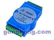 力创 EDA9083模拟量输入、测频、计数模块