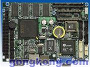 艾雷斯 ACS-6342VE STPC 5X86集成LynxEM+显示嵌入式主板