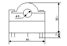 WB系列 交直流通用电流隔离传感器
