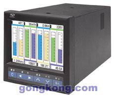 盘古MC600R 八通道彩色无纸记录仪