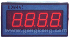 DDM4A5 Profibus dp数码显示表