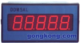 DDM5AL通用串行BCD码数字显示表