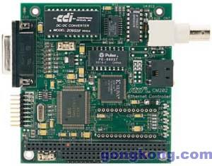 RTD PC/104 有线网络模块板CM202ER