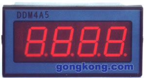 捷通DDM4A5 Profibus 数据显示表