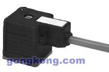 穆爾電磁閥插頭A型 B型 C型連接系統