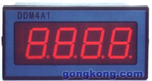 捷通DDM4A1 RS-485 数码显示表