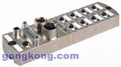 穆尔自动化系统IP67紧凑模块 MVK-MP