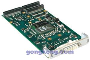 CCT IO PMC/DG1双屏显示PMC模块