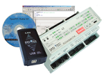 SYS TEC IEC 61131 Starter Kit with CANopen Extension