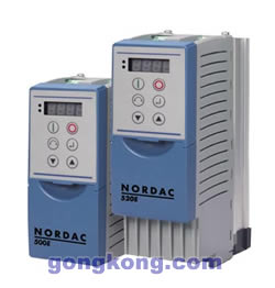NORD 磁通電流矢量型變頻器 SK500E