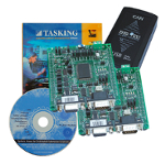 SYS TEC CANopen Safety Starter Kit for CSC01