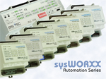 SYS TEC sysWORXX Automation Series - CANopen I/O Modules