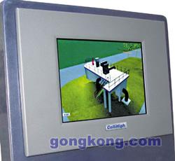 昆仑海岸 KPC064-TB33KPC064系列嵌入式一体化工控机