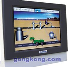 昆仑海岸 KPC105-TC33KPC105系列嵌入式一体化工控机