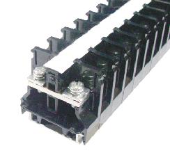杰特 导轨式接线端子 RTB438-02
