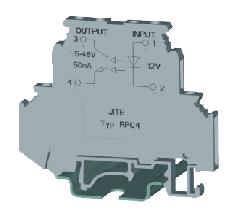 杰特 光电耦合式接线端子