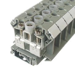 杰特 导轨式接线端子 RTB435-00