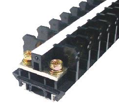 杰特 导轨式接线端子 RTB438-01