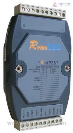 集智达 R-8000系列 R-8021P/R-8021P+数据采集模块