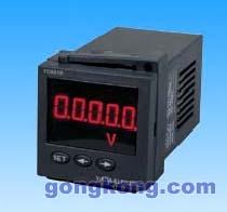 雅达 YD801□系列 单交流电压智能数显表