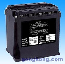 雅达 YDD-P4(Q4)… 三相四线有功(无功)功率变送器