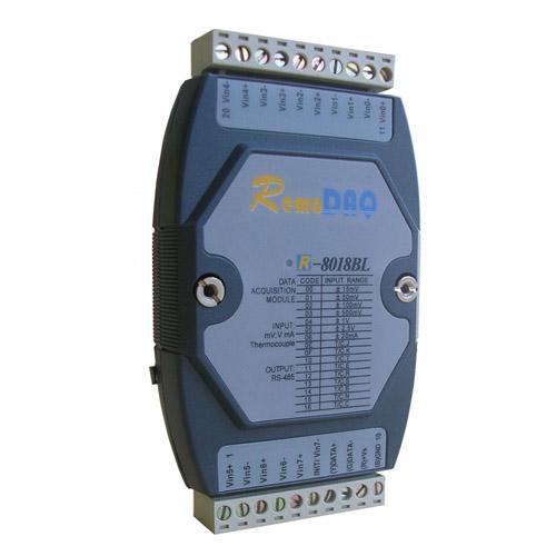 集智达 R-8000系列 R-8018BL/R-8018BL+数据采集模块