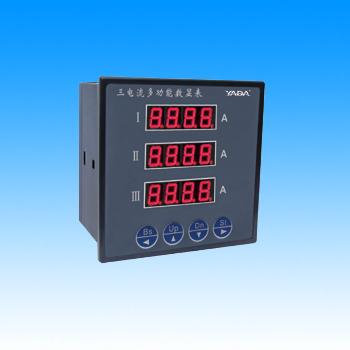 雅达 YD920□ 三相电流多功能数显表