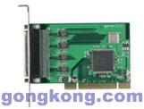 芯惠通 JetCard 1204w 4口RS-232 Universal PCI宽温串口卡