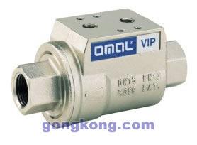 OMAL(欧玛尔)专利产品VIP气动梭阀