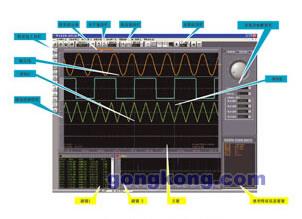 ART-阿尔泰 虚拟示波器软件