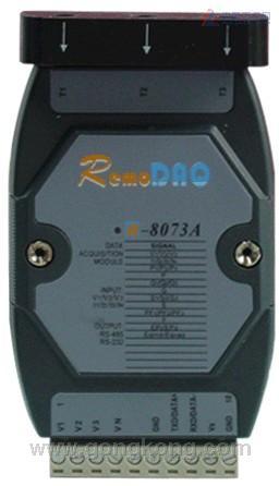 集智达智能 R-8000系列 RemoDAQ-8073A三相全参数电量变送模块