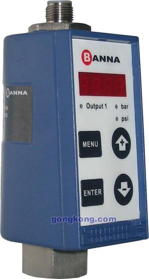 电子式数显压力传感器