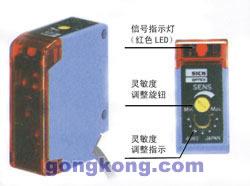 OPTEX 背景抑制型BGS系列光电开关