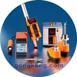 易福门电子 流量传感器、流量传感器装置及流量计