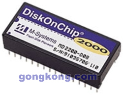 M-System DiskOnChip(DOC)
