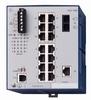 HIRSCHMANN 带网管的卡轨式工业以太网交换机RS2-16M 1SM SC