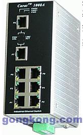 ZVANCOM Carat10A工业以太网交换机