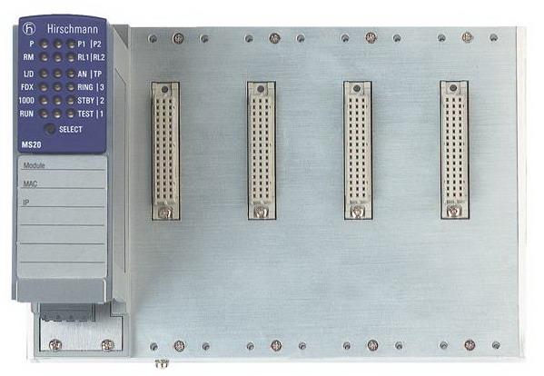 Hirschmann MS20-1600SAAEHC 模块化百兆交换机