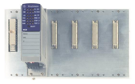 Hirschmann MS30-1602SAAEHC 千兆模块化交换机
