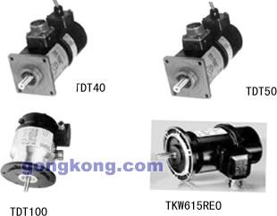 意大利TEKEL TDT40/TDT50/TDT100/TKW615REO带速度计发电机增量式编码器