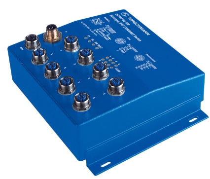 Hirschmann OCTOPUS 8M 网管型IP67交换机