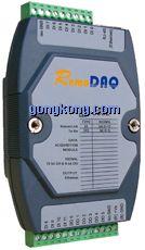 集智达 R-83XX系列 R-8352 16路源点型数字量I/O模块