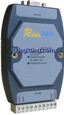 集智达 R-852X系列 R-8520R 隔离的RS-232转RS-485模块