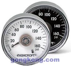 ASHCROFT(雅斯科) 40DDG/50DDG直接驱动压力表
