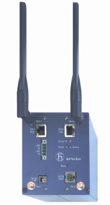 Hirschmann BAT54-Rail Wireless LAN双波段接入点/客户端/网桥