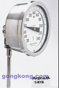 ASHCROFT(雅斯科) 600A / 600B 型气体膨胀式温度表