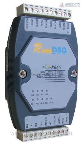 集智达 R-8000系列 R-8065/R-8065+ 数据采集模块