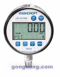 ASHCROFT(雅斯科) 2089/2086/2084型高精度数字压力校验表