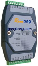 集智达 R-83XX系列 R-8366 6路DI/6路功率继电器模块